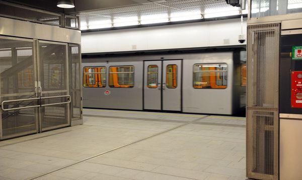 U-Bahn / Bild: Clemens Fabry