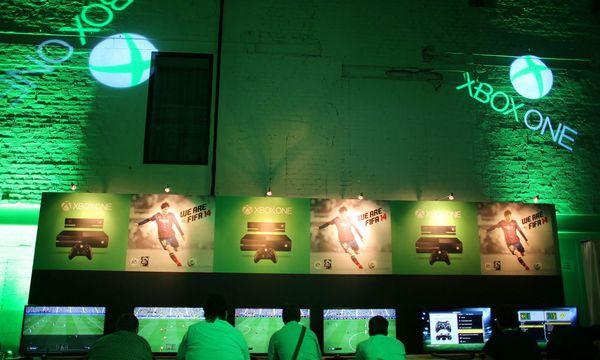 IFA: Microsoft bringt Xbox noch vor PS4 auf den Markt / Bild: EPA