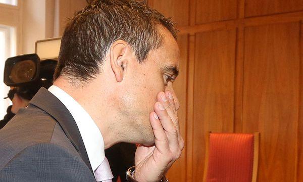 Scheuch rechtskraeftig verurteilt / Bild: (c) APA MARKUS LEODOLTER (MARKUS LEODOLTER)