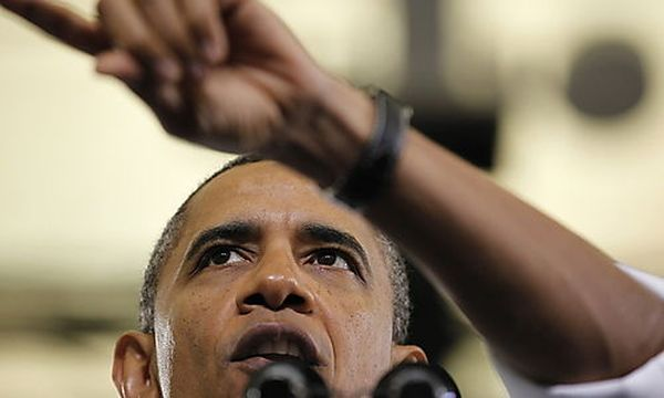 Barack Obama / Bild: (c) EPA (Jeff Kowalsky)