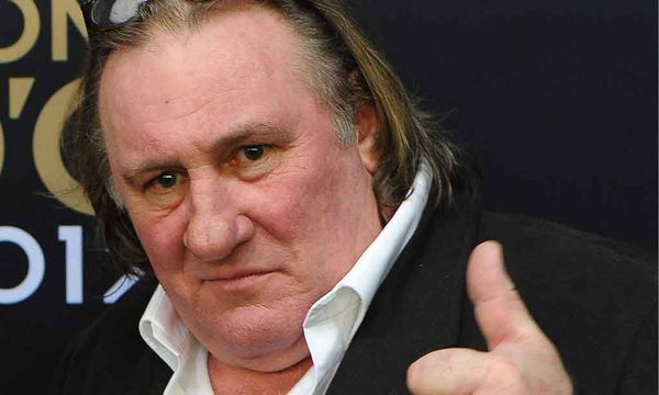 Gerard Depardieu / Bild: AP (Walter Bierli)
