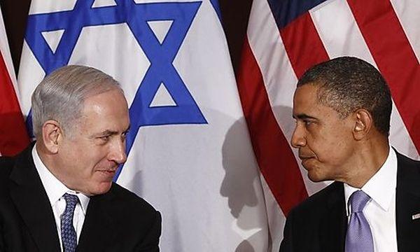 Netanyahu und Obama / Bild: (c) REUTERS (Kevin Lamarque)