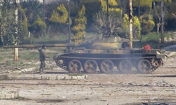 Homs / Bild: (c) REUTERS (Handout)