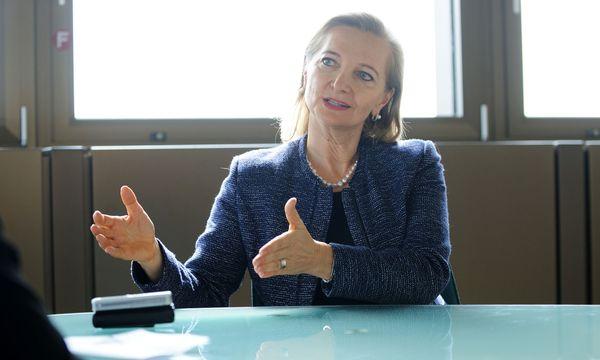 Ulrike Rabmer-Koller / Bild: Die Presse