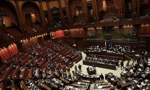 Parlament in Rom / Bild: REUTERS
