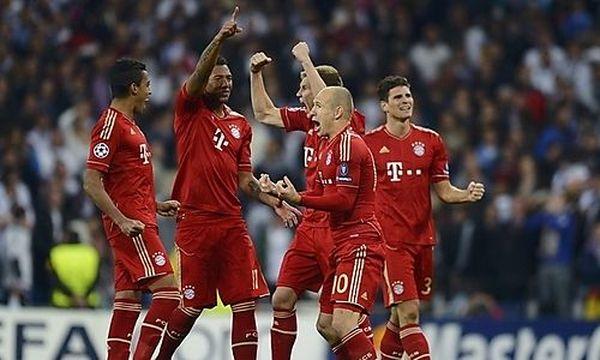 CL, Madrid vs Bayern / Bild: (c) REUTERS (FELIX ORDONEZ)