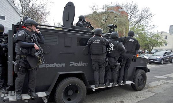 USA BOSTON MARATHON AFTERMATH / Bild: EPA