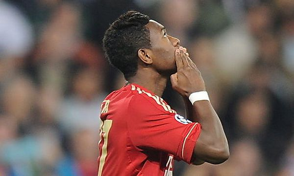 David Alaba / Bild: (c) EPA (Marc Mueller)