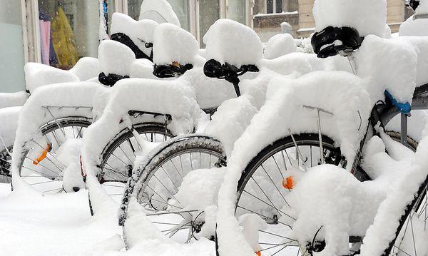 Es gab zwar viel Schnee, aber keine Rekordmengen. / Bild: (c) Die Presse (Clemens Fabry)