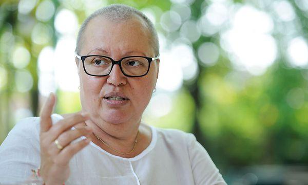 Gesundheitsministerin Sabine Oberhauser / Bild: Clemens Fabry