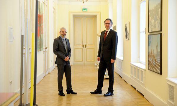 Neue BIFIEChefs Martin Netzer und Christian Wiesner  / Bild: (c) Die Presse (Clemens Fabry)