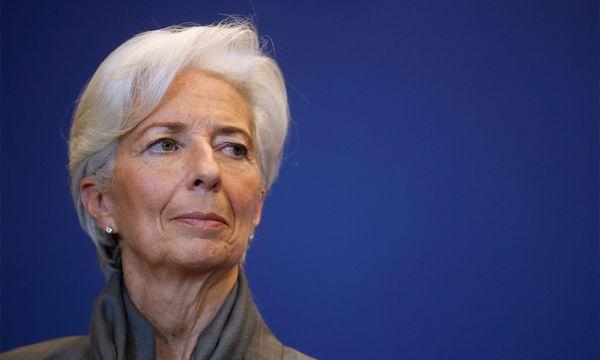 IWF-Chefin Christine Lagarde / Bild: Reuters