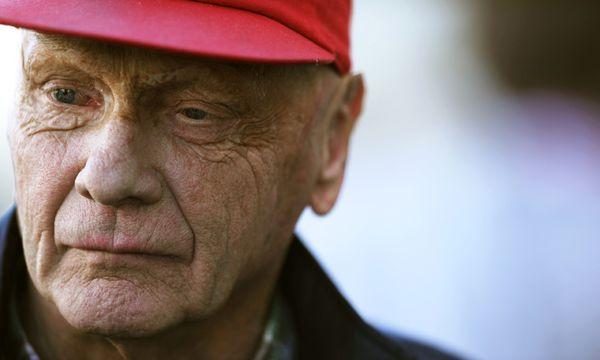 Niki Lauda / Bild: (c) GEPA pictures (GEPA pictures XPB Images)