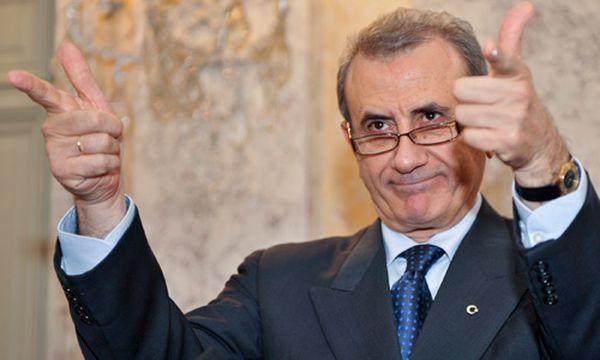 Türkische Botschaft droht Wirtschaftskammer / Bild: Botschafter Tezcan (c) AP (Herbert Neubauer)