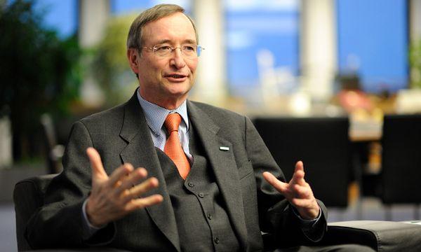 Wirtschaftskammer-Präsident Christoph Leitl  / Bild: (c) Die Presse (Clemens Fabry)