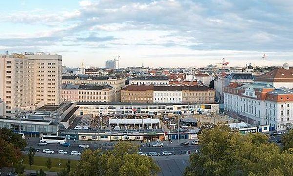 Die Stadt verkündete am Freitag, dass es keine Flächenwidmung für die Neugestaltung des Heumarkt-Areals geben wird. / Bild: WertInvest / picturedesk.com
