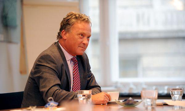 Rupert Wolff  / Bild: (c) Die Presse (Clemens Fabry)