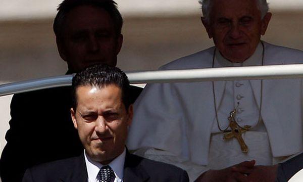Skandal im Vatikan: Kammerdiener festgenommen / Bild: EPA