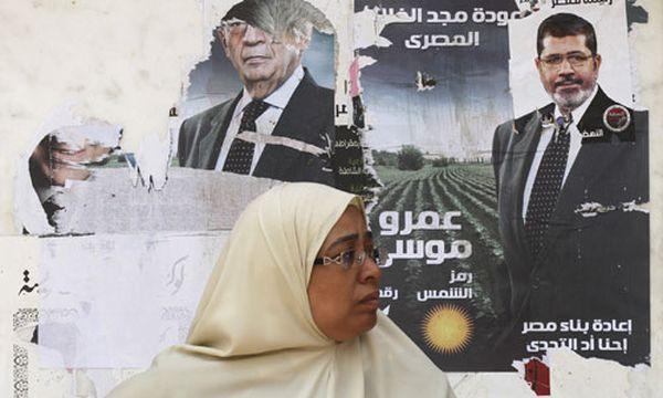 Wahl in Ägypten: Islamisten umwerben Unterlegene / Bild: Reuters