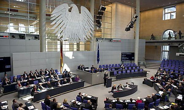 Bundestag / Bild: (c) dapd (Axel Schmidt)