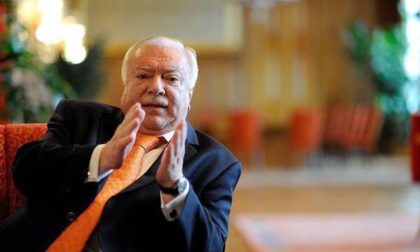 Archivbild: Bürgermeister Michael Häupl / Bild: Die Presse