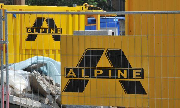 Kleiner Baumaschinenhaendler Alpine / Bild: (c) EPA (ULI DECK)