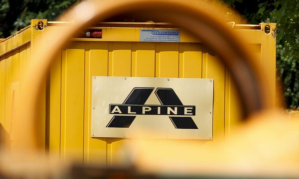 Alpine Pleite / Bild: (c) REUTERS (DOMINIC EBENBICHLER)