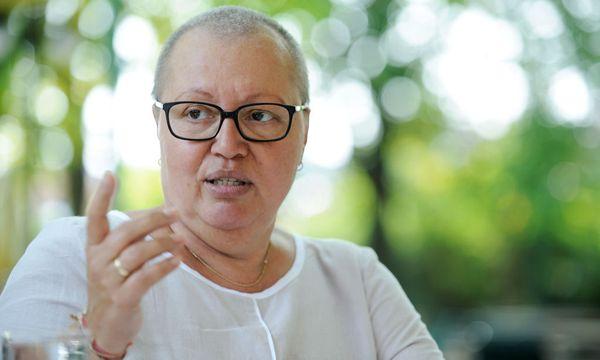 Gesundheitsministerin Sabine Oberhauser / Bild: Die Presse (Clemens Fabry)