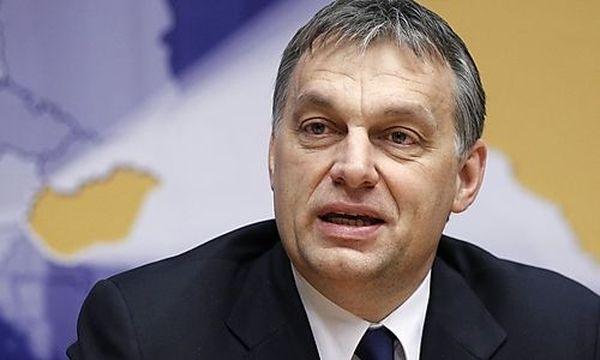 Ungarns Premier Orban wirft EU