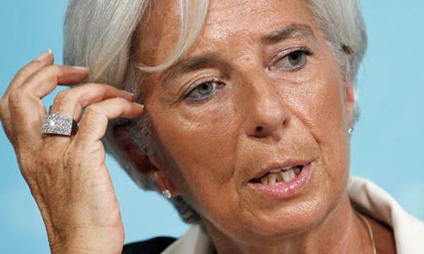 Lagarde / Bild: (c) AP (Haraz N. Ghanbari)