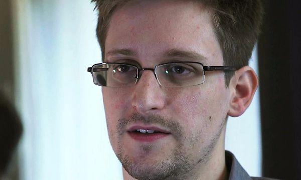 Ex-NSA-Mitarbeiter Edward Snowden / Bild: REUTERS