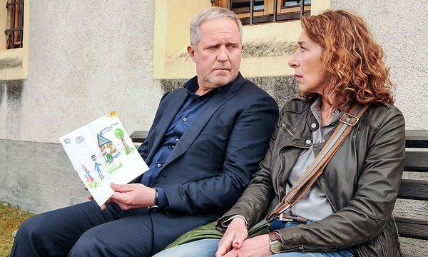 Harald Krassnitzer und Adele Neuhauser / Bild: ORF