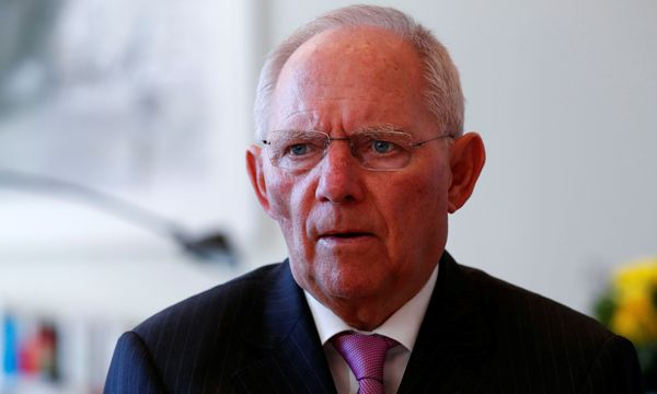 Der deutsche Finanzminister, Wolfgang Schäuble. / Bild: (c) REUTERS (FABRIZIO BENSCH)