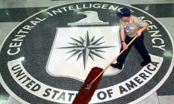 Symbolbild: CIA / Bild: (c) EPA (Dennis Brack/Pool)