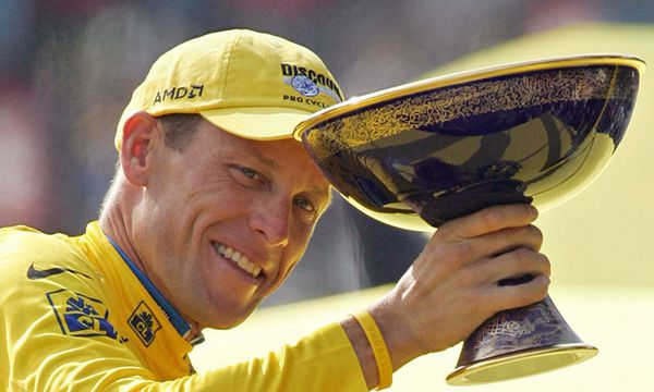 Lance Armstrong / Bild: (c) AP (PETER DEJONG)