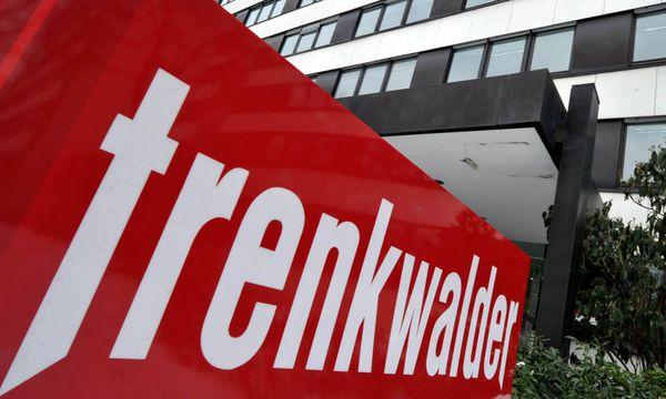 Trenkwalder / Bild:  c EPA FRANK LEONHARDT