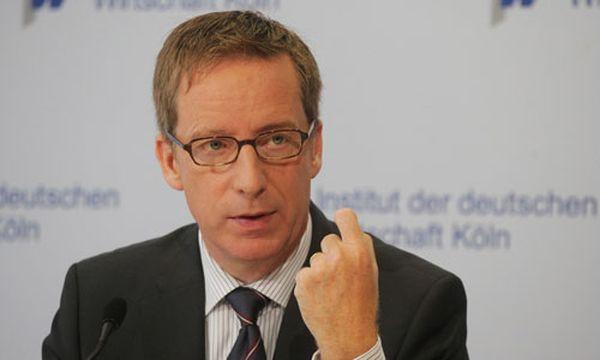 Huether Europaeische Grossbanken verstaatlichen / Bild: Institut der deutschen Wirtschaft