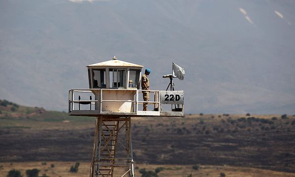 Golanhöhen / Bild: EPA