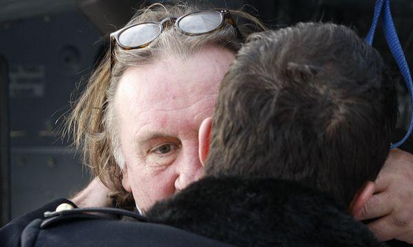 Nicht nur die Medien reißen sich derzeit um Gerard Depardieu. / Bild: (c) REUTERS (STEVO VASILJEVIC)