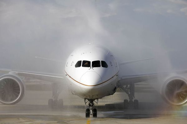 Boeing Dreamliner / Bild: (c) AP (Nam Y Huh)