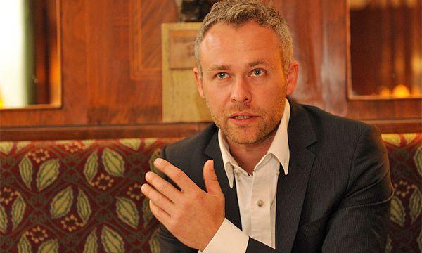 Super-Fi-Geschäftsführer Niko Alm, bekannt vor allem als Religionskritiker / Bild: Die Presse (Fabry)