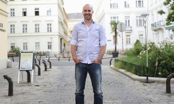 Martin Klimscha / Bild: Stanislav Jenis