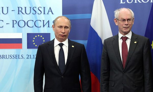 EU-Russland-Gipfel / Bild: EPA