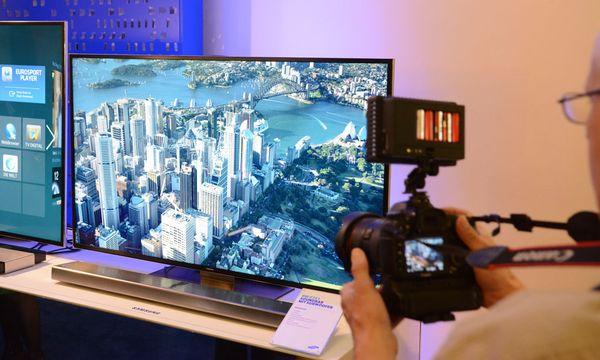 ^IFA 2013: SmartTV und Ultra-HD gegen