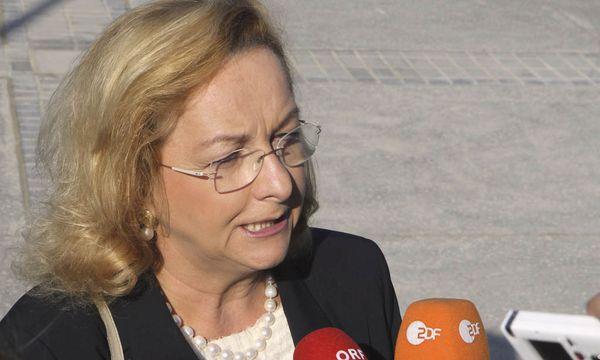 Finanzministerin Fekter / Bild: (c) REUTERS (ANDREAS MANOLIS)