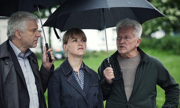 ''Tatort: Die Wahrheit'' mit Udo Wachtveitl (Franz Leitmayr), Lisa Wagner (Christine Lerch), Miroslav Nemec (Ivo Batic) / Bild: ORF