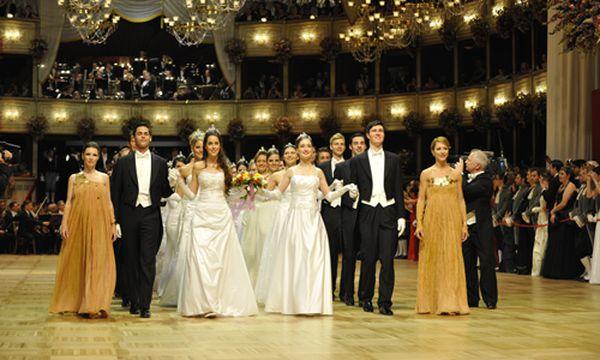 Opernball 2012: Die Ballnacht des Jahres /