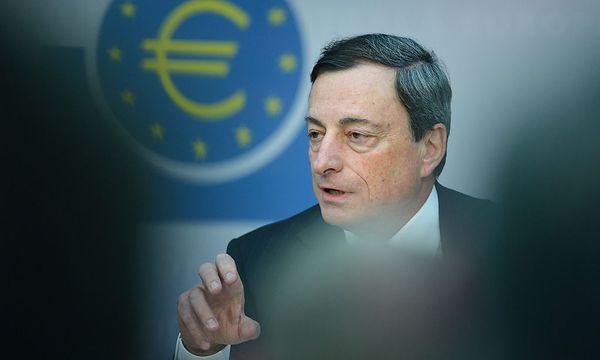 EZB-Chef Mario Draghi / Bild: EPA