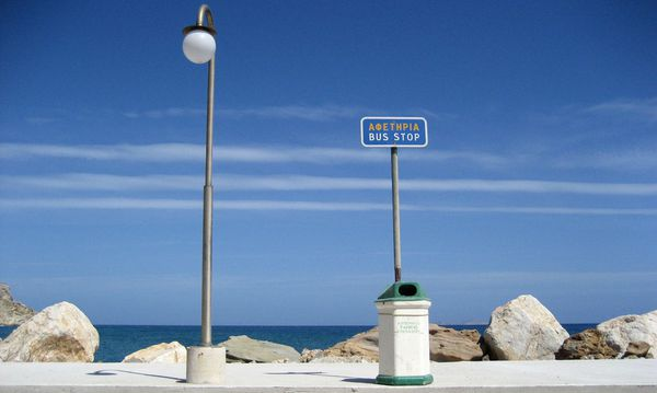 Tourismusboom dämpft Rezession in Griechenland / Bild: (c) Fabry