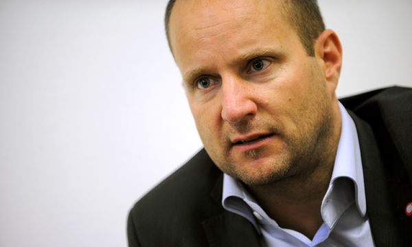 Neos-Chef Matthias Strolz / Bild: (c) Die Presse (Clemens Fabry)